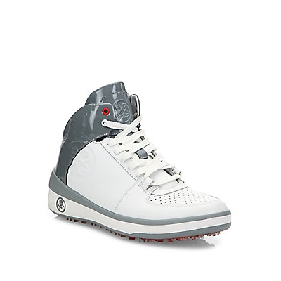 G/FORE Crusader Sharkskin 9.5 Golf Shoes