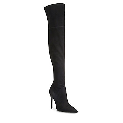 KENDALL + KYLIE Ayla Suede Over-The-Knee Boots
