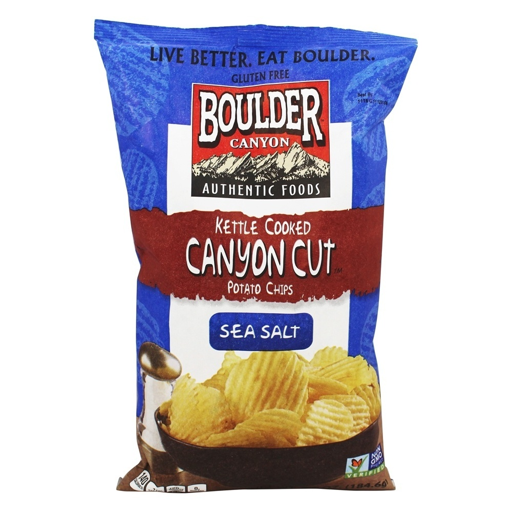 Slice of nature shop buy slice of nature online ubuy kuwait boulder canyon gluten free canyon cut kettle cooked potato chips sea fandeluxe Choice Image