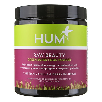 Raw Beauty Green Super Food Powder Tahitian Vanilla and Berry Infusion 3cad7f2f0069c