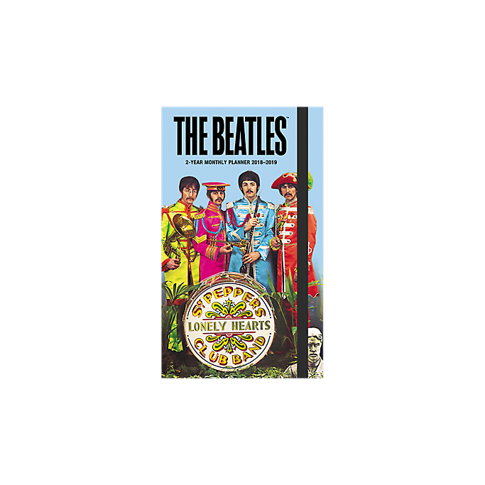 Beatles 2-Year Monthly Pocket Planner