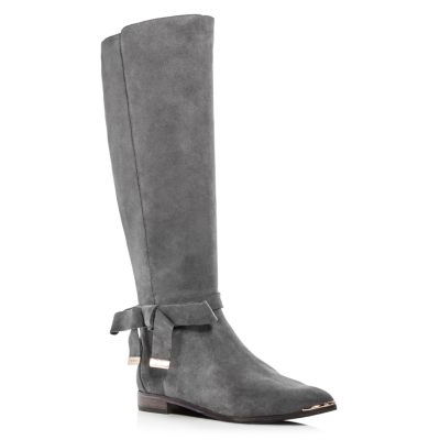 Ted Baker Women's Alramib Suede Tall Boots