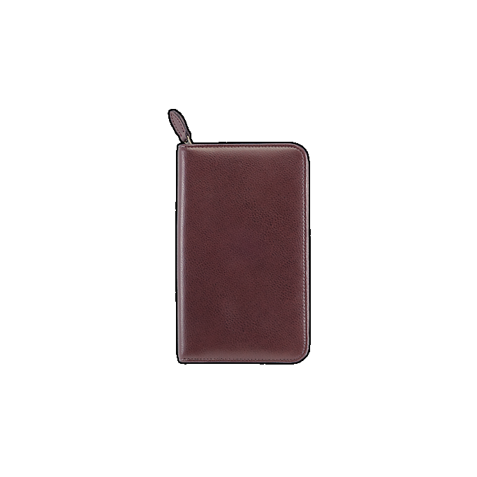 Armorhide Leather Zippered Planner Cover Pocket Size