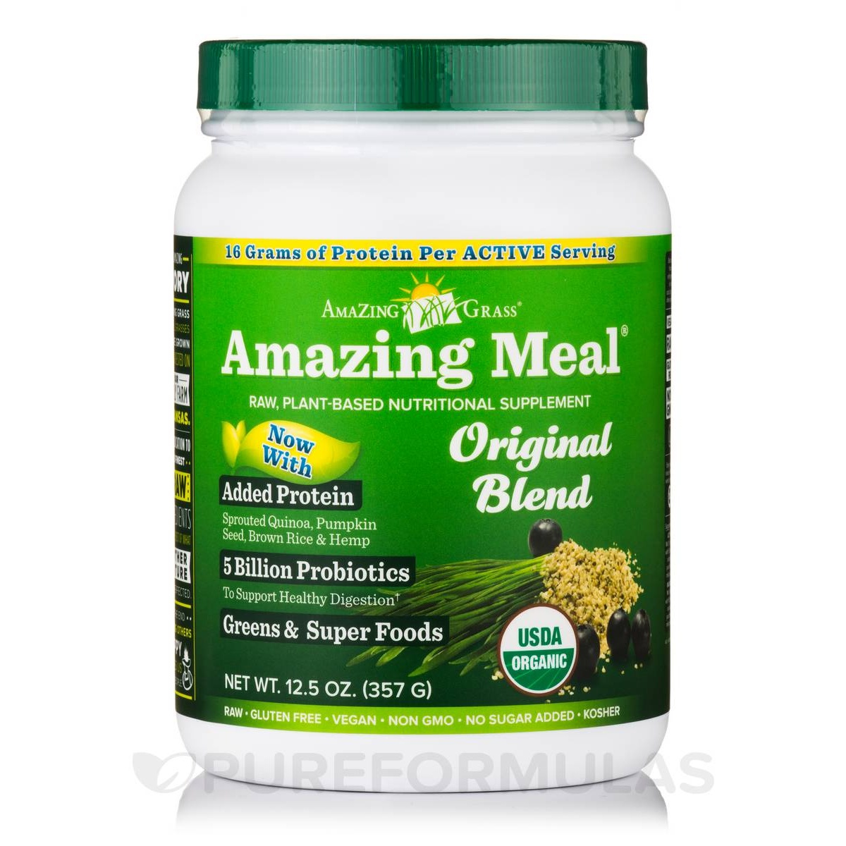 Amazing Meal® Original Blend Powder - 12.5 oz (357 Grams) 8d00918a9e6bd